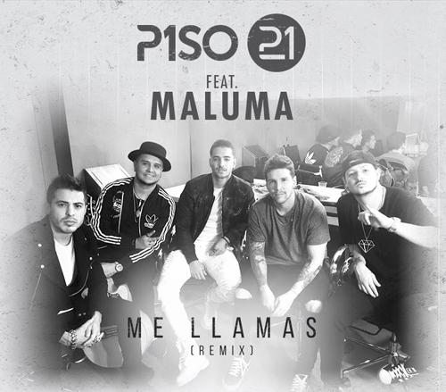 poluxweb piso 21 lanza el remix de me llamas con maluma