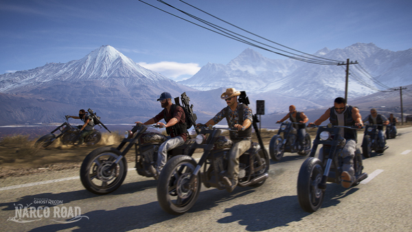 "Ghost Recon Wildlands recorre el ""Narco Road"""