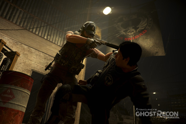 "Fecha para Beta Abierta de ""Ghost Recon Wildlands"""