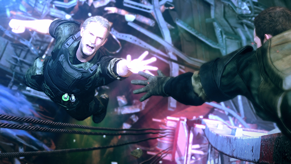 "Liberan Beta de ""Metal Gear Survive"""