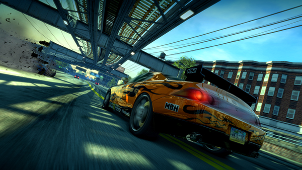 "Remasterizarán ""Burnout Paradise"" para PS4 y Xbox One"