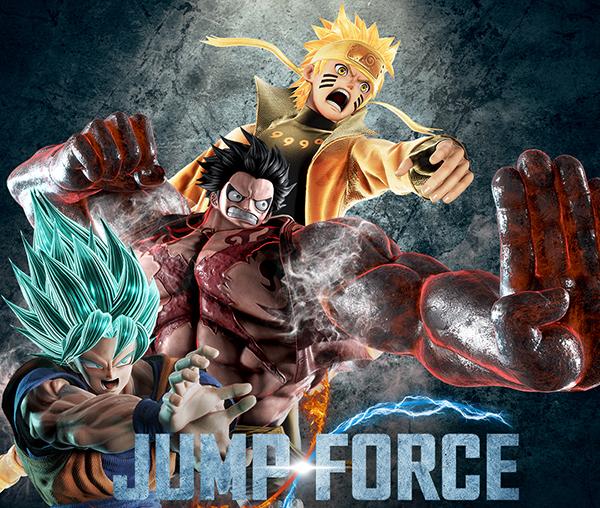 Resultado de imagen para Jump Force